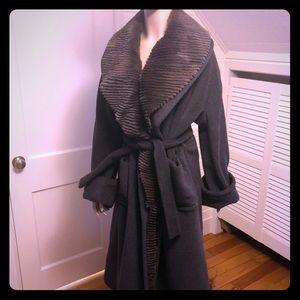 FENDI fur coat, 6